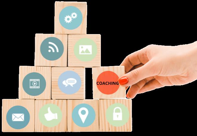 Symbolbild Weiterbildung Online-Coaching
